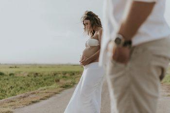 sesion de maternidad embarazada toni lara fotografia embarazo