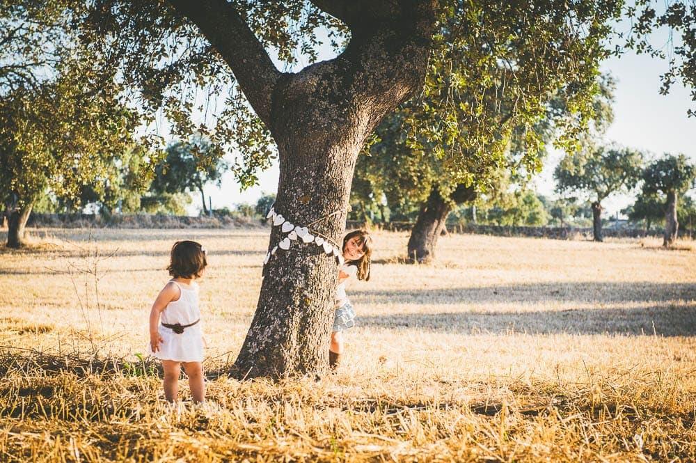 sesion de fotos infantil en exteriores valencia