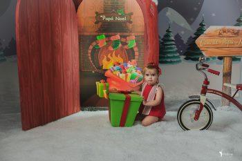 fotografia mini sesiones de navideñas infantil book estudio valencia niños vintage fotografia toni lara
