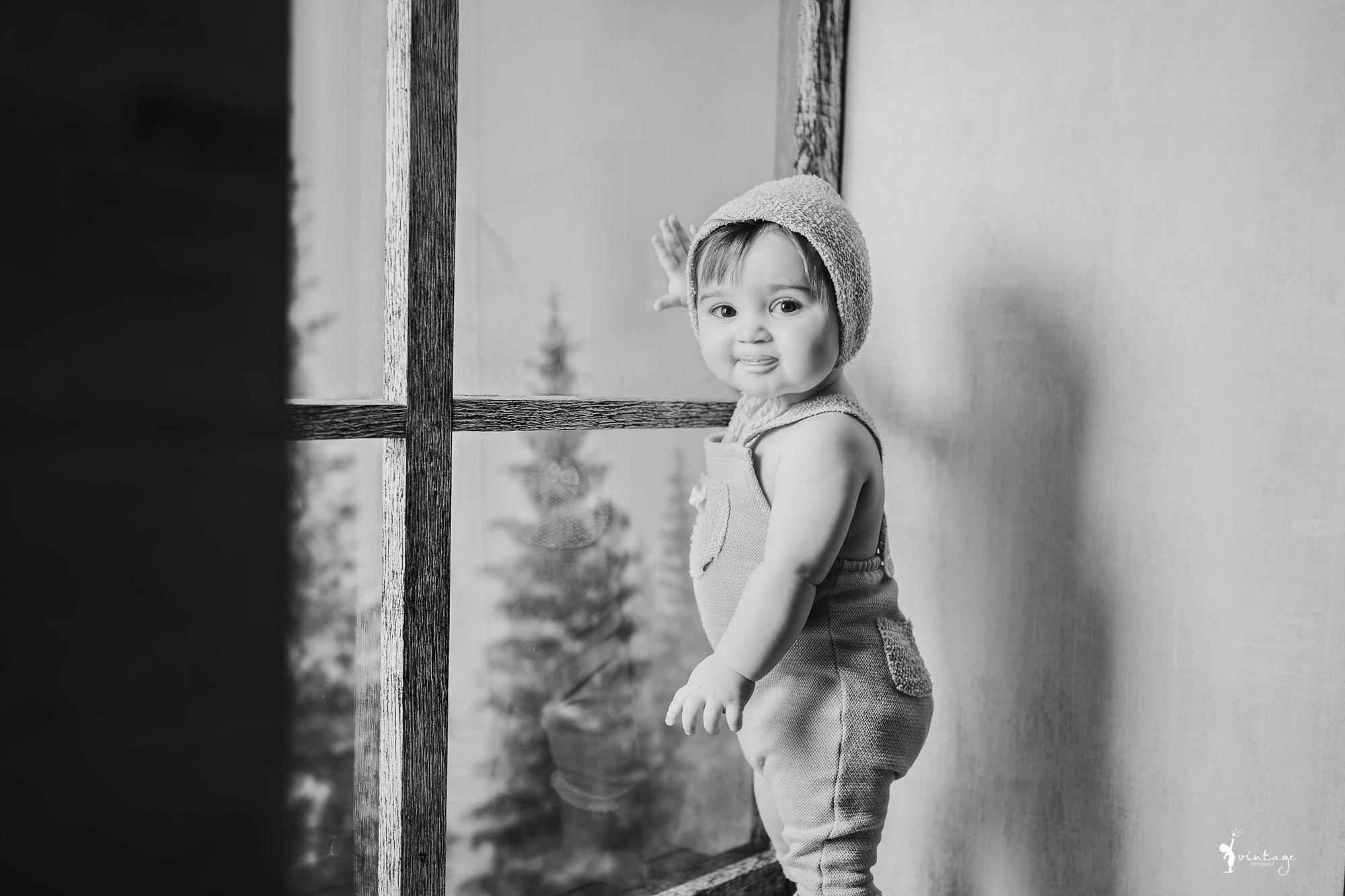 reportaje infantil book en estudio valencia vintage fotografia toni lara