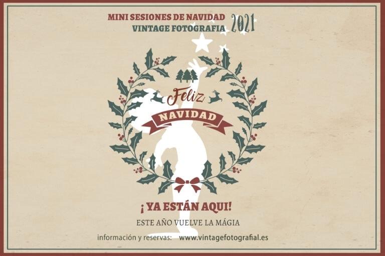 campaña reportaje sesion navideña navidad mini vintage valencia toni lara fotografia